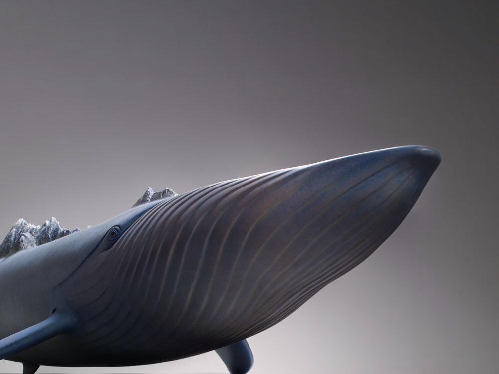 超现实动物雕塑 中国雕塑家
